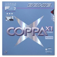 Donic - Coppa X1 Turbo (Platin)