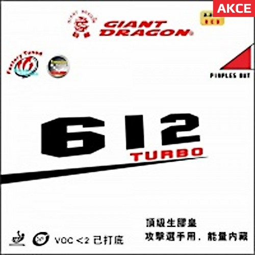 Giant Dragon - Potah 612 turbo