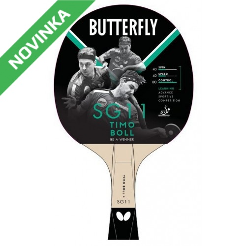 Butterfly - Timo Boll SG11