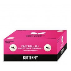 Míček BUTTERFLY Easy Ball 40+ (120ks)