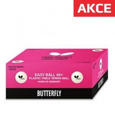 Míček BUTTERFLY Easy Ball 40+ (120ks)