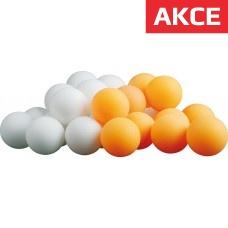 DHS - Míček bez potisku (1 ks)  oranžové