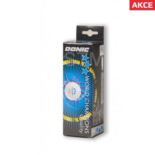 DONIC - P40+ *** (3 ks)