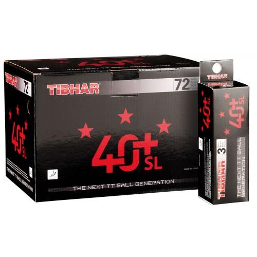 Tibhar - Míčky 40+ SL *** (3ks)