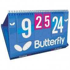 Butterfly - Počítadlo League