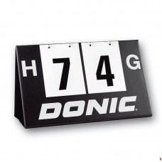 Donic - Počítadlo zápasů
