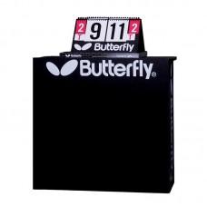 Butterfly - Stolek pro rozhodčí