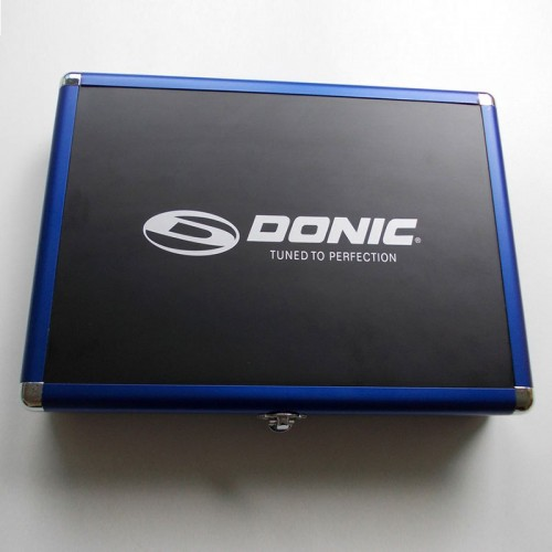 Donic - Kufřík Alu modrý