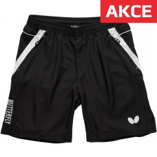 BUTTERFLY Kido šortky černé