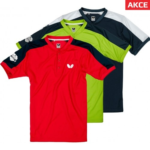 BUTTERFLY - Takeo (green, black, red)
