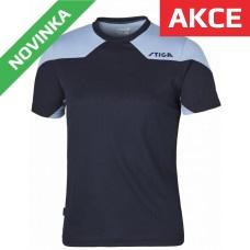 Stiga - Tričko Nova modrá se sv. modrou