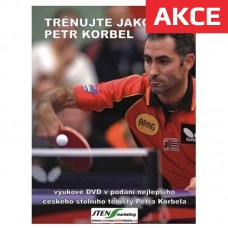 DVD - Trénujte jako Petr Korbel