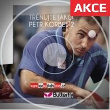 DVD - Trénujte jako Petr Korbel 2