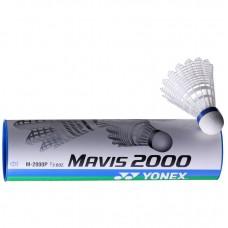 Yonex - míče Mavis 2000 žluté